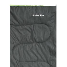 CAMPZ Surfer 400 - Sac de couchage - gris/vert